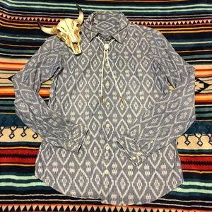 Tops - Aztec Western Shirt